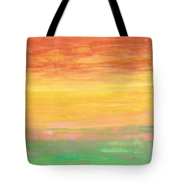 Sorbet Sunset Tote Bag