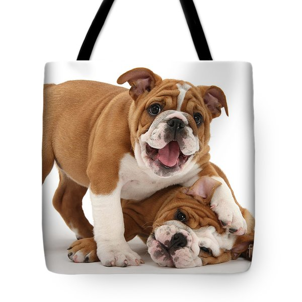 Sorry, Didn't See You There Tote Bag