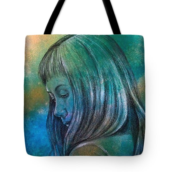 Sorry Tote Bag by Susan DeLain