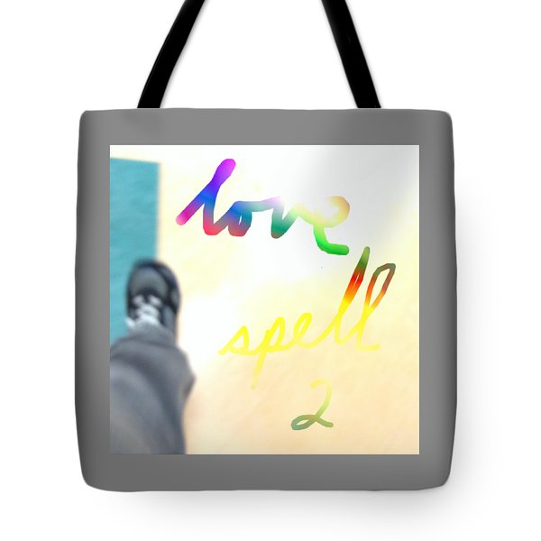 Sort D Amour Deux Love Spell Two Tote Bag