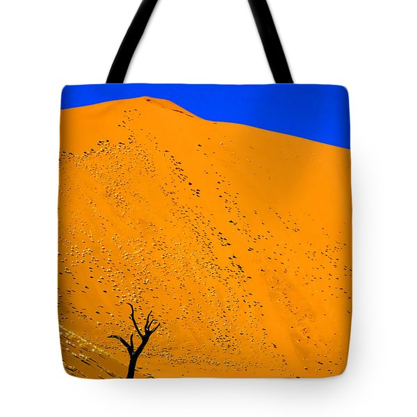 Sossusvlei Tree Tote Bag