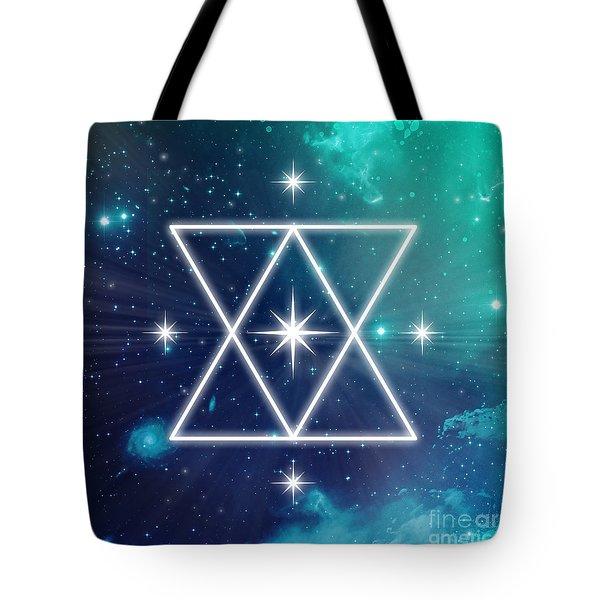 Soul Awakening Tote Bag