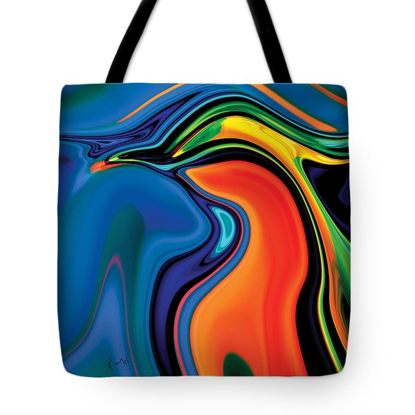 Soul Bird 2 Tote Bag