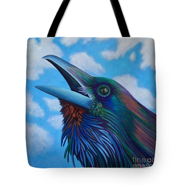 Soul Call Tote Bag by Brian  Commerford