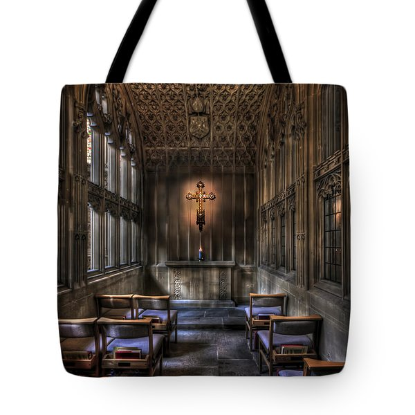 Soul Destination Tote Bag by Evelina Kremsdorf