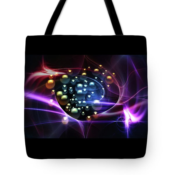 Soul Distribution Tote Bag