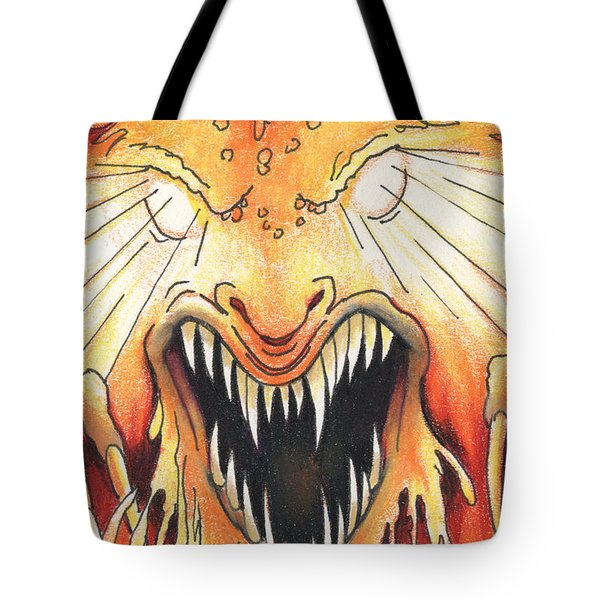 Soul Eater Tote Bag by Amy S Turner