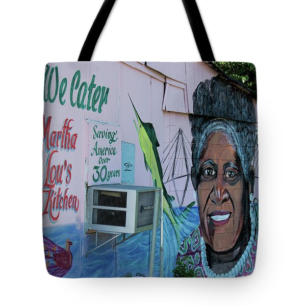 Martha Lou's Tote Bag