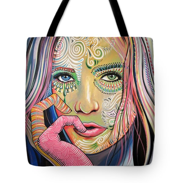 Soul Of Sunshine Tote Bag