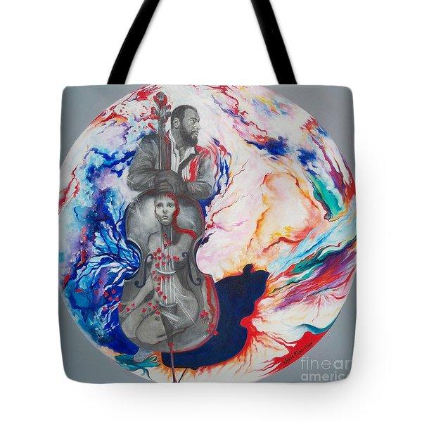 Blaa Kattproduksjoner             Soul Seduction Tote Bag