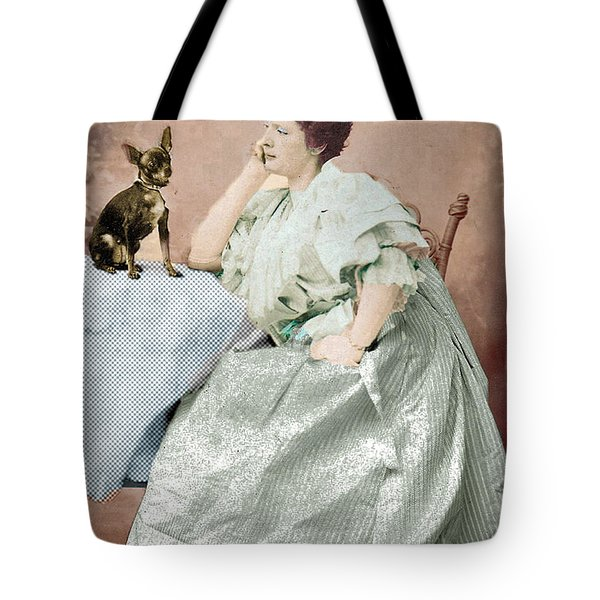 Soul To Soul Tote Bag