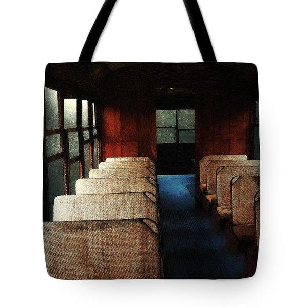Soul Train Tote Bag