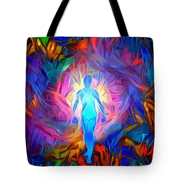 Soul Tunnel Tote Bag