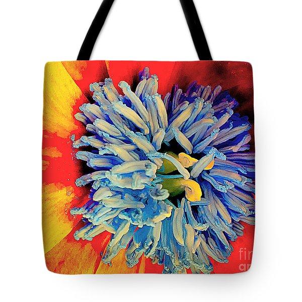 Soul Vibrations Tote Bag