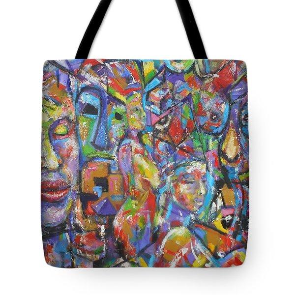 Soulful Elevation Tote Bag