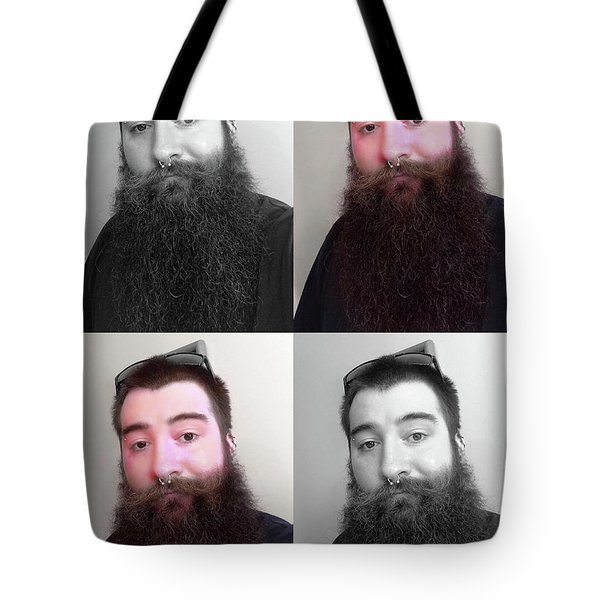 Tote Bag featuring the photograph Soulmate In Colour by Shawn Dall