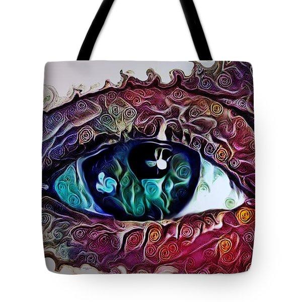 Souls Window Tote Bag
