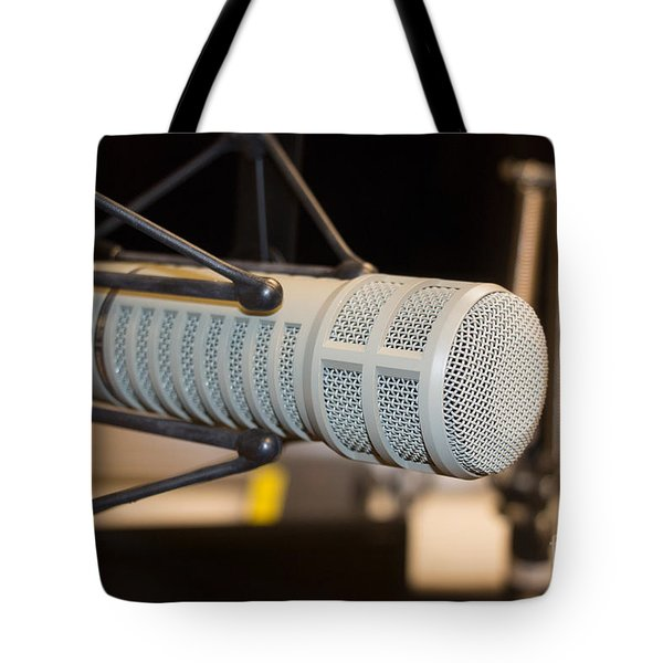 Sound Is Powerful Tote Bag