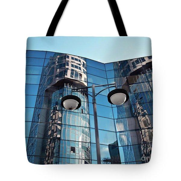 Sound Of Glass Tote Bag