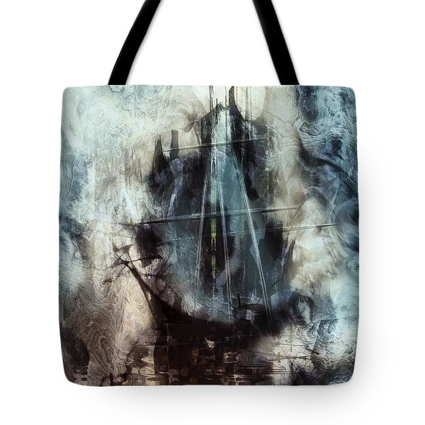 Sound Of Silence IIi Tote Bag