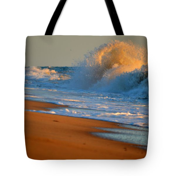 Sound Of The Surf Tote Bag