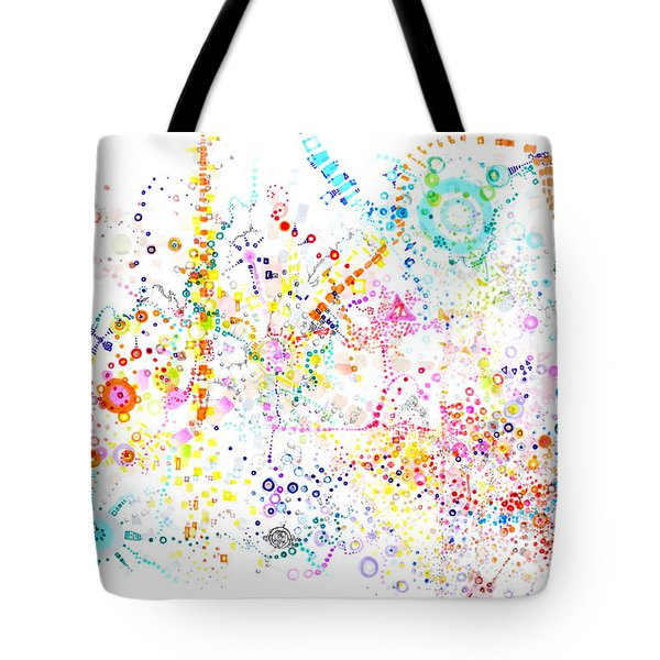 Sounding The Void Tote Bag