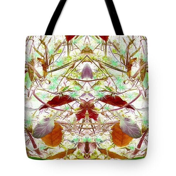 Sounds Of Love Within Tote Bag