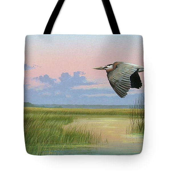 Sounds Of Silence Tote Bag