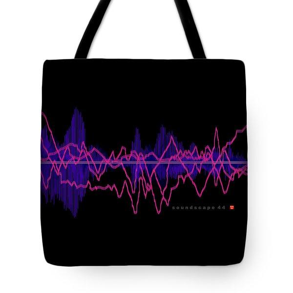 Soundscape 44 Tote Bag