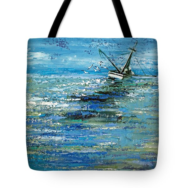 Soups On Tote Bag by Suzanne McKee