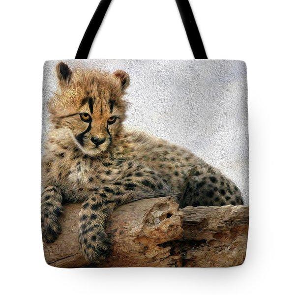 Sour Puss Tote Bag