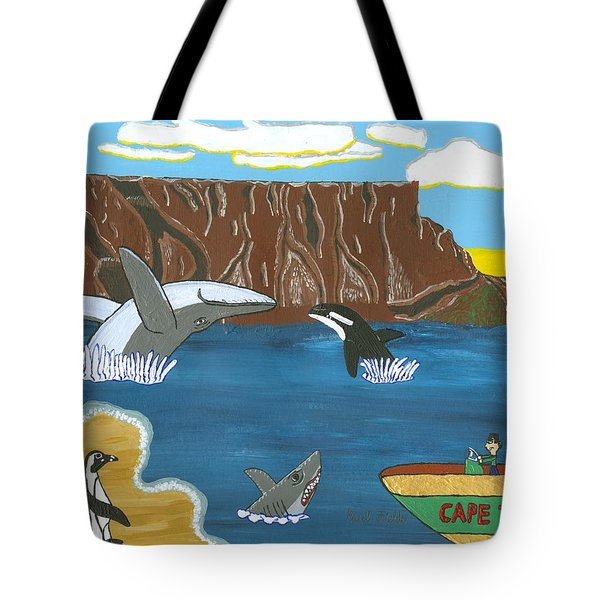 South Africa Cape Town   Oct Tote Bag