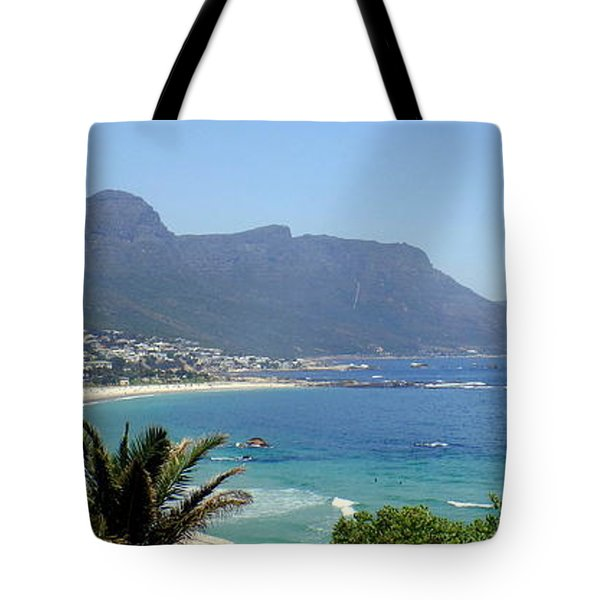 South Africa Coast Tote Bag
