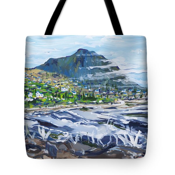 South African Coastline Part Three Tote Bag