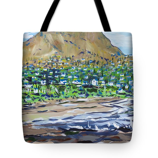 South African Coastline Part Two Tote Bag