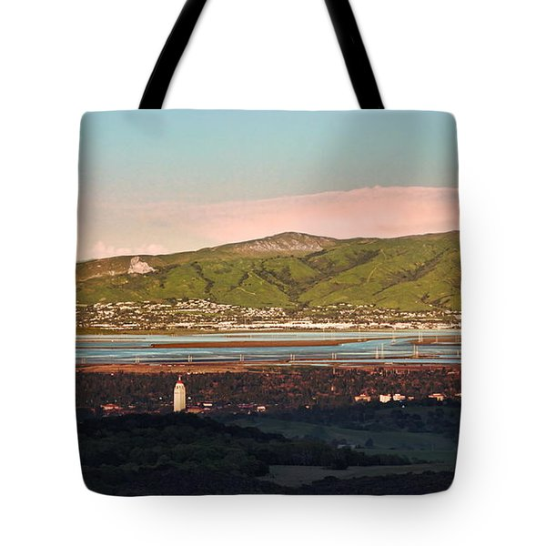 South Bay With Stanford Tote Bag