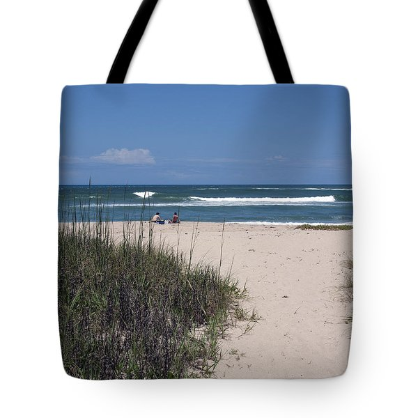 South Beach Tote Bag by Allan  Hughes