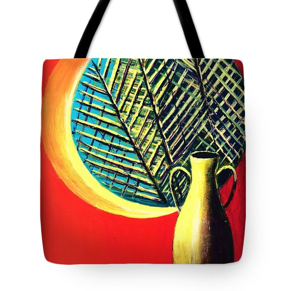 South Beach Window  Tote Bag