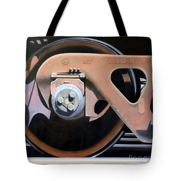 South Bound Tote Bag