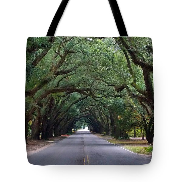 South Boundry Tote Bag