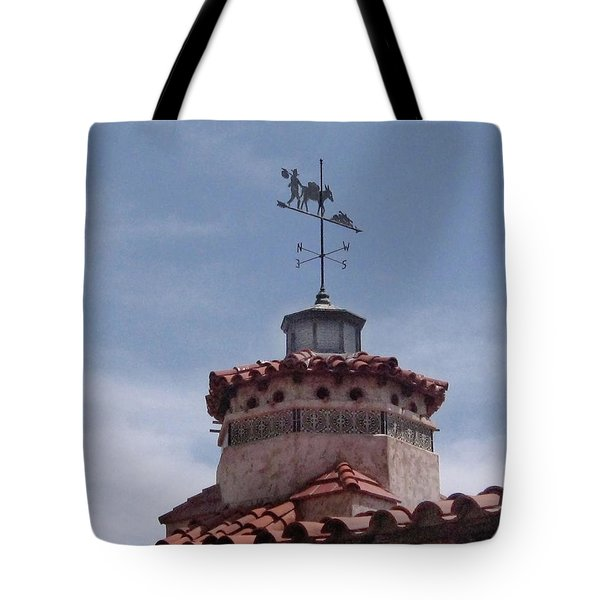 South By Southwest - Death Valley Tote Bag