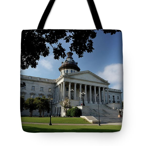 South Carolina State House 2 Tote Bag