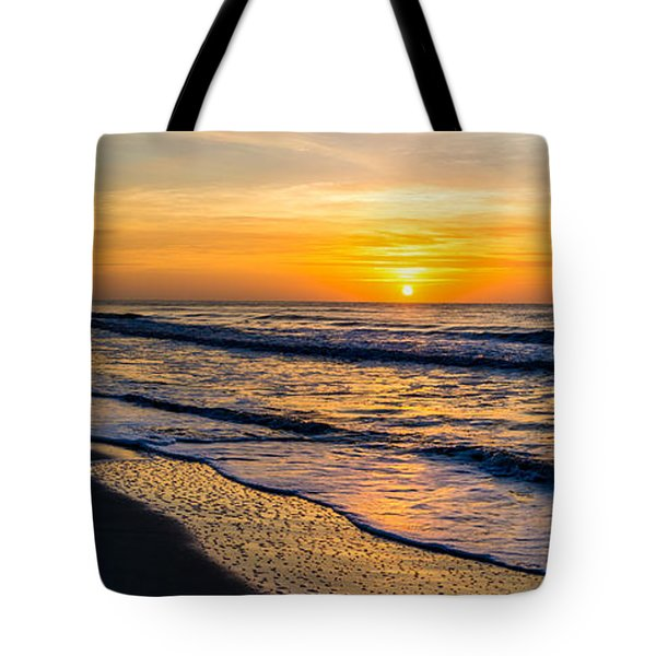 South Carolina Sunrise Tote Bag