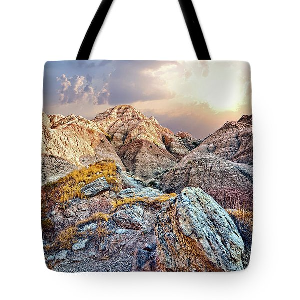 South Dakota 2 Tote Bag