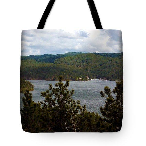 South Dakota Tote Bag