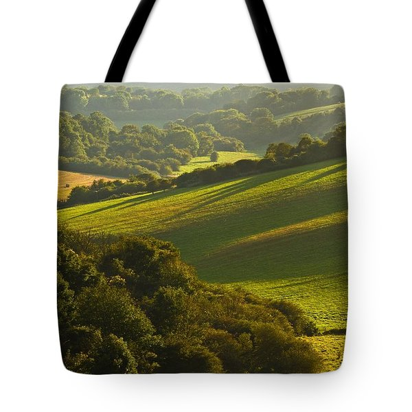 South Downs Tote Bag
