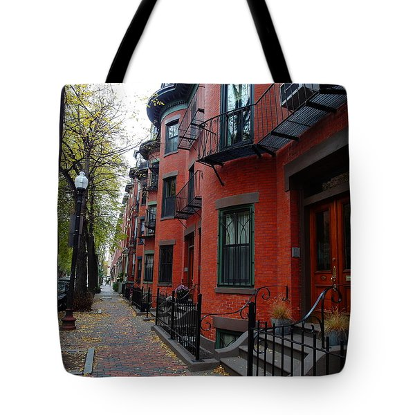 South End - Boston Tote Bag