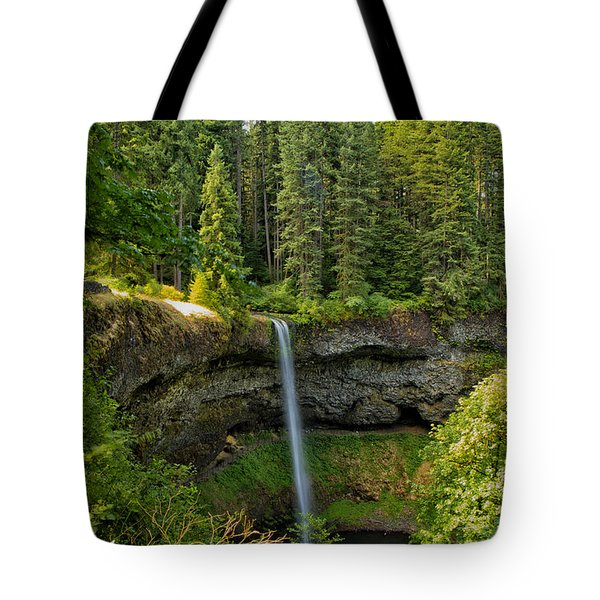 South Falls 0417 Tote Bag by Tom Kelly