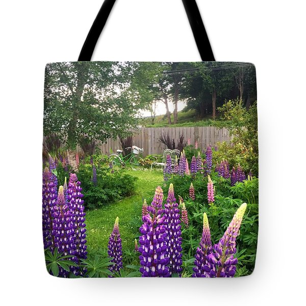 South Island New Zealand Tote Bag