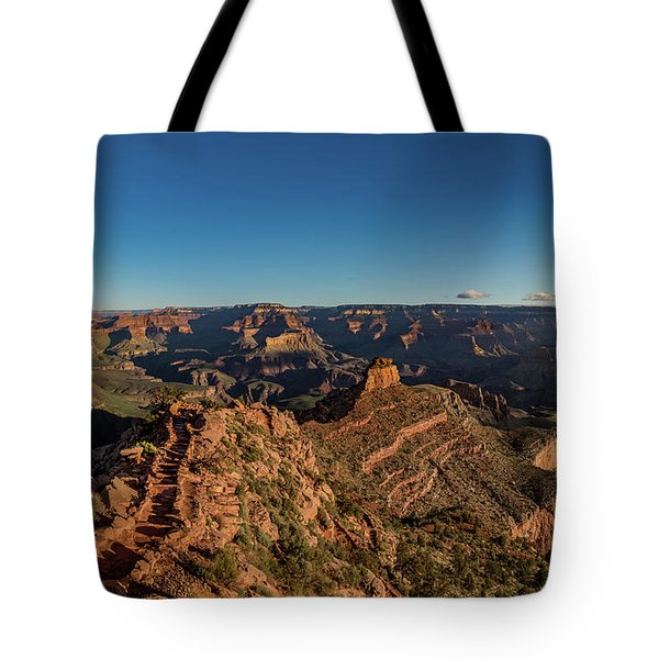 Tote Bag featuring the photograph South Kaibab Trail by Phil Abrams